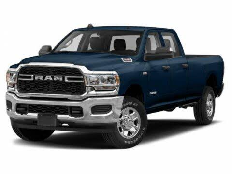 2020 RAM 3500 Tradesman Crew Cab LB DRW 4WD