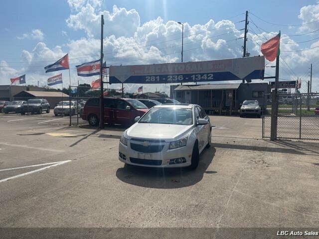 2014 Chevrolet Cruze LTZ Sedan FWD