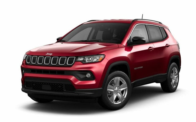 2022 Jeep Compass North 4WD