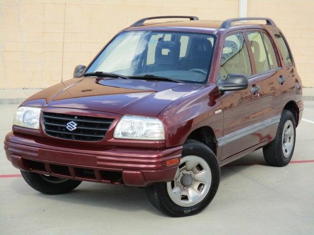 2002 Suzuki Vitara JLS 4-Door RWD