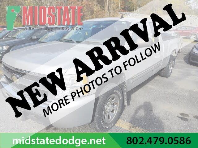 2011 Chevrolet Silverado 1500 LS Extended Cab 4WD