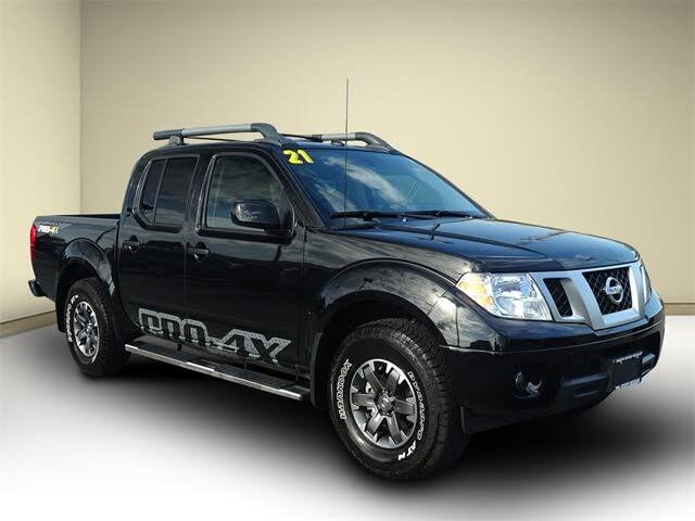 2021 Nissan Frontier PRO-4X Crew Cab 4WD