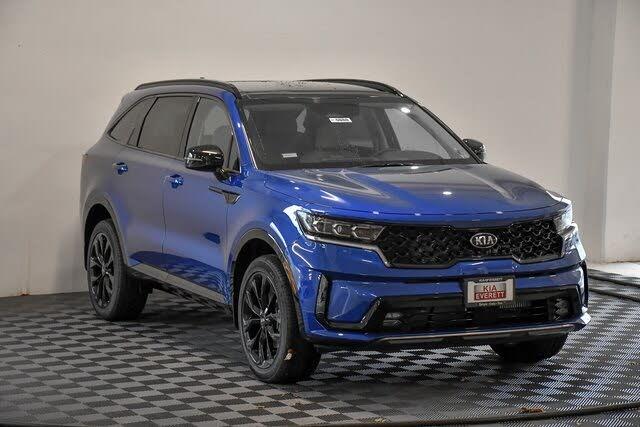 2021 Kia Sorento SX AWD