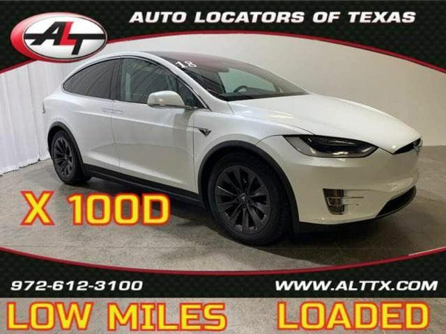 2018 Tesla Model X 100D AWD