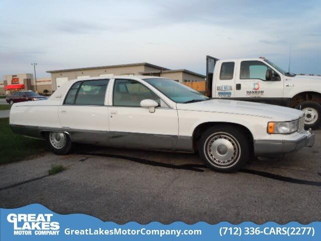 1994 Cadillac Fleetwood Sedan RWD