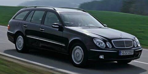 2006 Mercedes-Benz E-Class E 350 Wagon