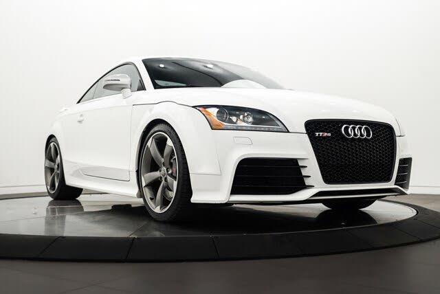 2013 Audi TT RS 2.5T quattro AWD