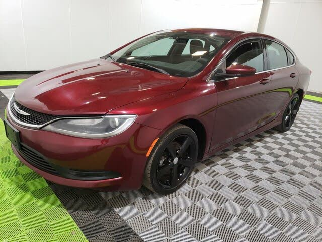 2016 Chrysler 200 LX Sedan FWD