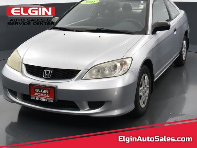 2005 Honda Civic Coupe Value Package