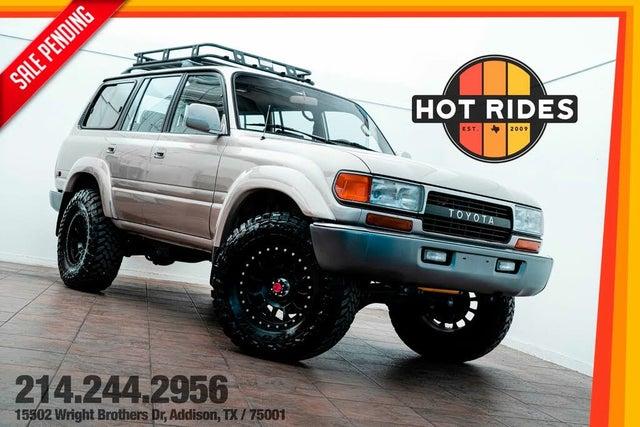 1992 Toyota Land Cruiser 4WD