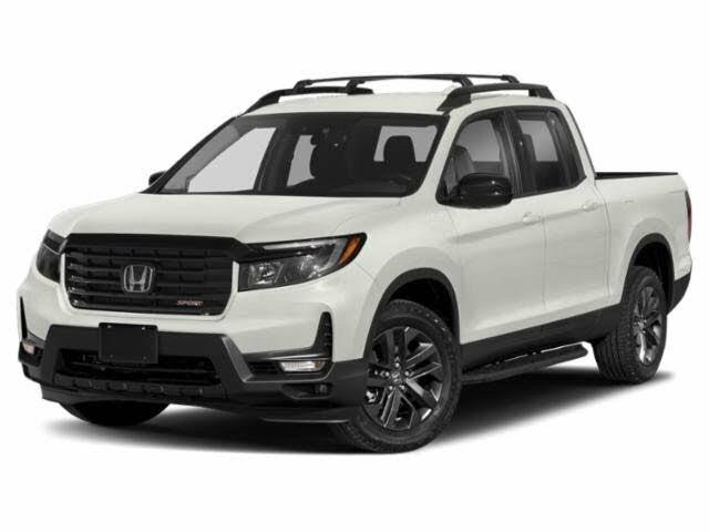 2021 Honda Ridgeline Sport AWD