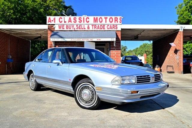 1995 Oldsmobile Eighty-Eight Royale 4 Dr STD Sedan