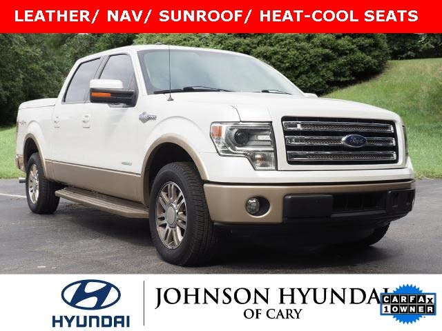 2014 Ford F-150 King Ranch SuperCrew