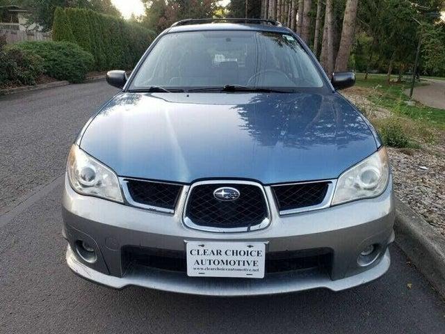 2007 Subaru Impreza 2.5i Outback Sport