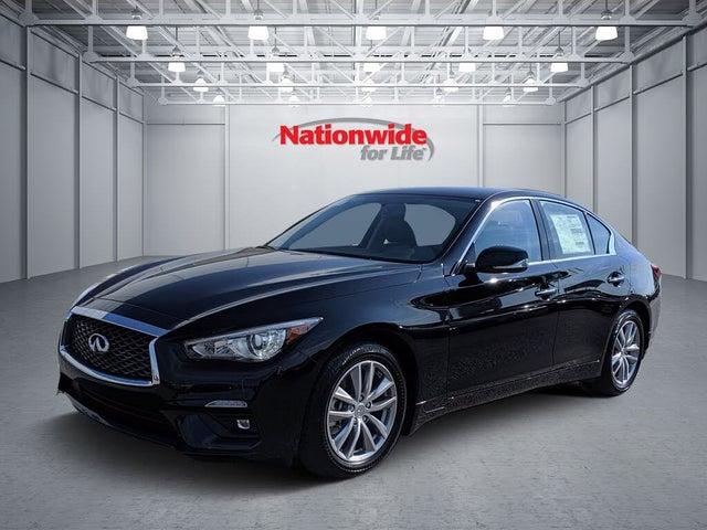 2021 INFINITI Q50 3.0t Pure AWD
