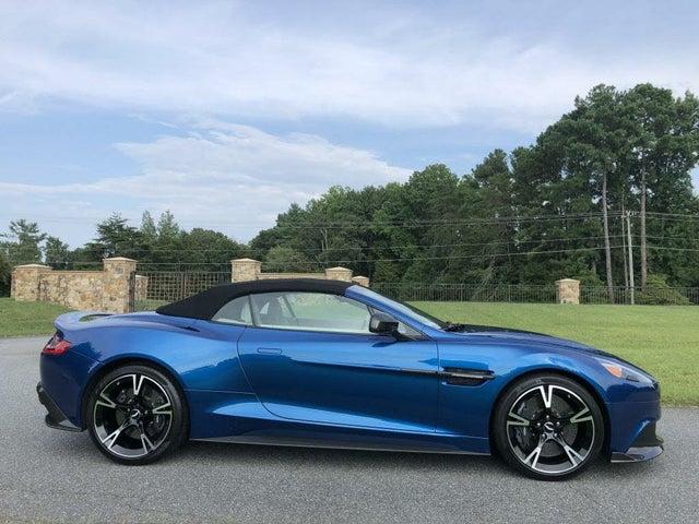 2018 Aston Martin Vanquish S Volante Convertible RWD
