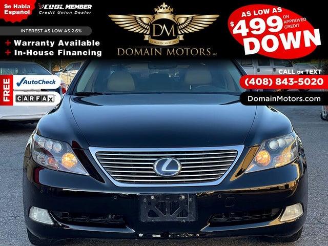 2008 Lexus LS 600h L 600h L AWD