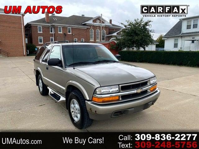 1999 Chevrolet Blazer LS 2-Door 4WD