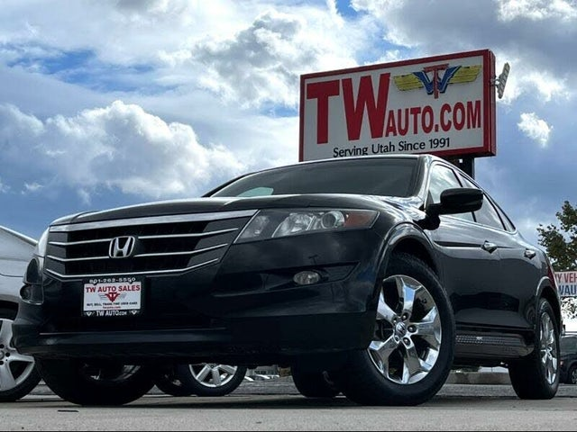 2011 Honda Accord Crosstour EX-L 4WD with Navigation