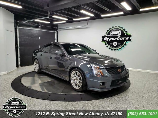2013 Cadillac CTS-V RWD
