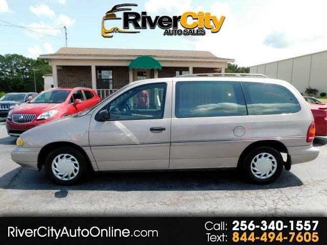 1996 Ford Windstar 3 Dr GL Passenger Van