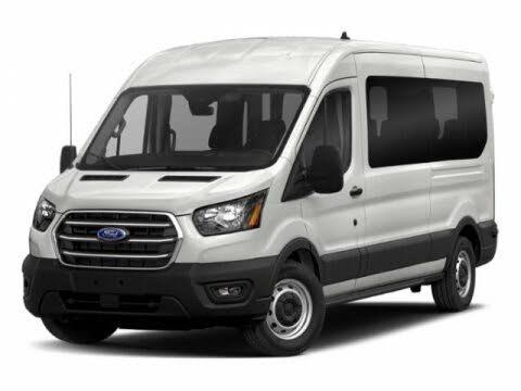 2021 Ford Transit Passenger 150 XL Medium Roof RWD