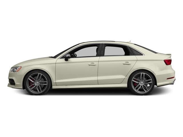 2015 Audi S3 2.0T quattro Premium Plus AWD