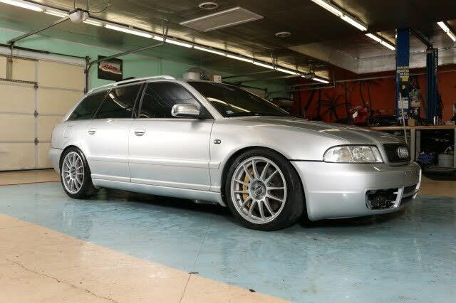 2001 Audi S4 Avant quattro AWD