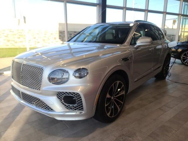 2021 Bentley Bentayga Hybrid AWD