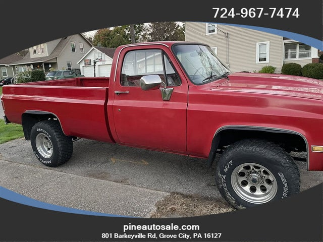 1986 Chevrolet C/K 20