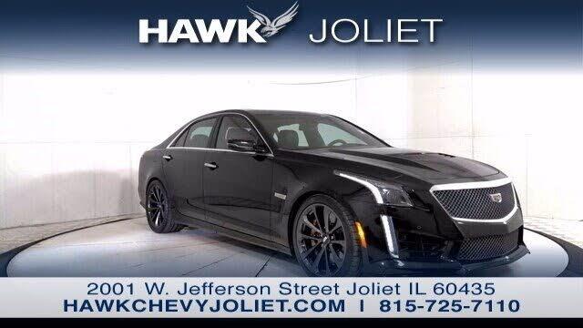 2019 Cadillac CTS-V RWD