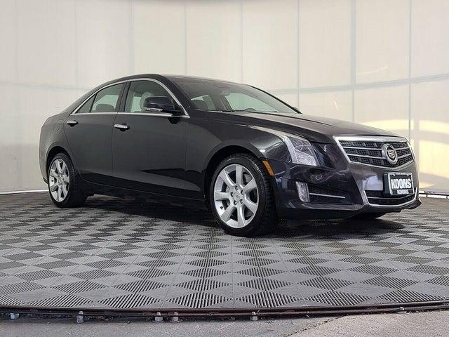 2013 Cadillac ATS 2.0T Performance AWD