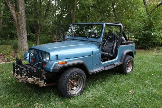 1987 Jeep Wrangler 4WD