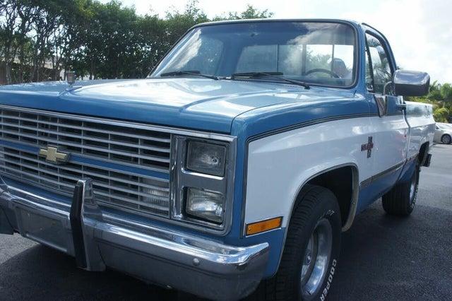 1984 Chevrolet C/K 10 Silverado RWD