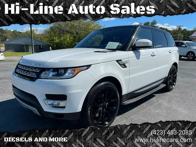 2016 Land Rover Range Rover Sport Td6 HSE 4WD