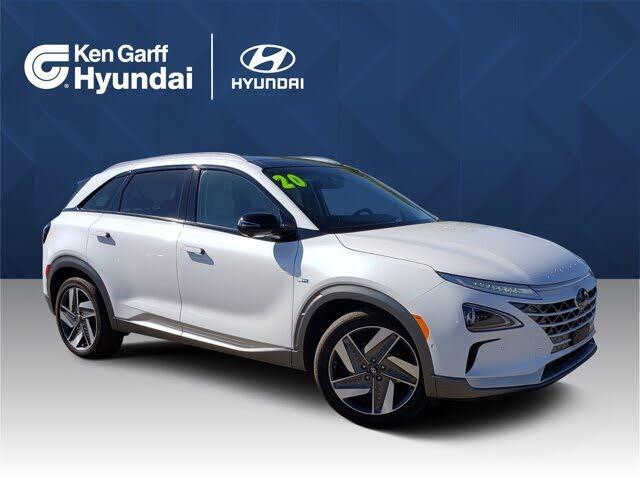 2020 Hyundai Nexo Limited FWD