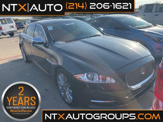 2012 Jaguar XJ-Series XJL Portfolio RWD