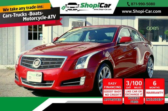 2014 Cadillac ATS 2.0T Performance AWD
