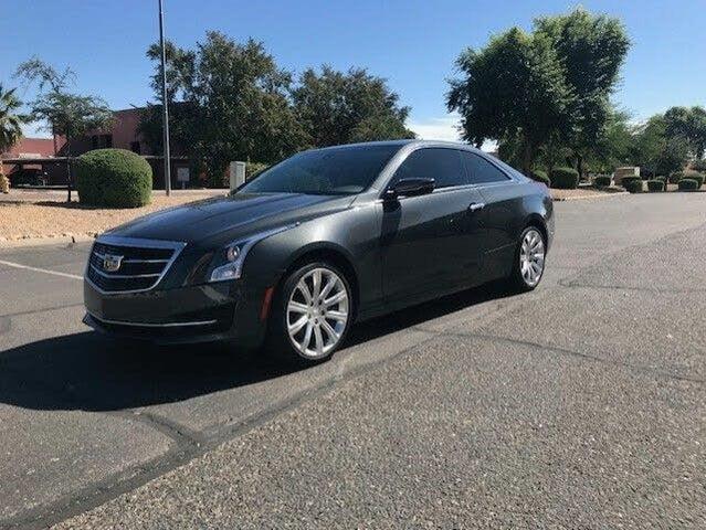 2016 Cadillac ATS Coupe 2.0T RWD