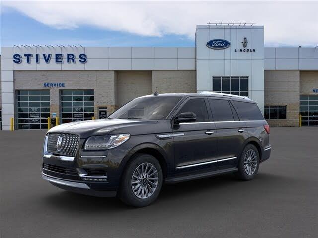 2020 Lincoln Navigator Standard 4WD