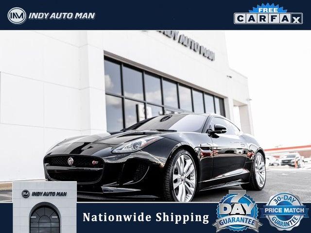 2017 Jaguar F-TYPE S Coupe RWD
