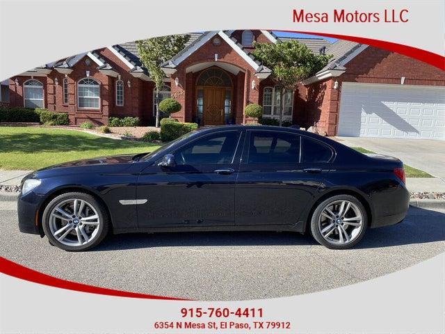 2012 BMW 7 Series Alpina B7 RWD