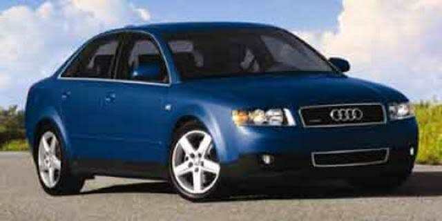 2004 Audi A4 3.0 quattro Sedan AWD