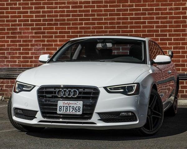 2013 Audi A5 2.0T quattro Premium Coupe AWD