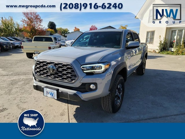 2021 Toyota Tacoma TRD Sport Double Cab 4WD