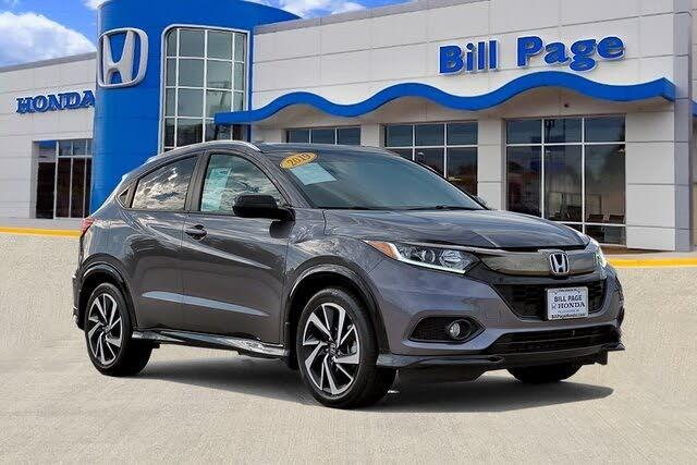 2019 Honda HR-V Sport FWD