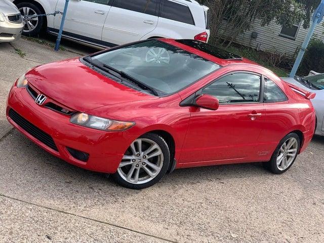 2006 Honda Civic Coupe Si