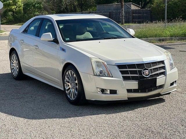 2010 Cadillac CTS 3.6L Premium RWD