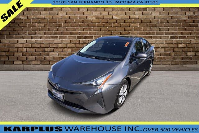 2017 Toyota Prius Three FWD