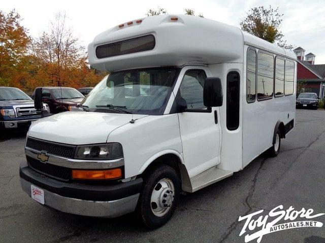 2012 Chevrolet Express 3500 2LT RWD